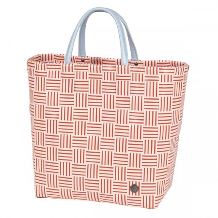 Handed By Joy  shopper- coral