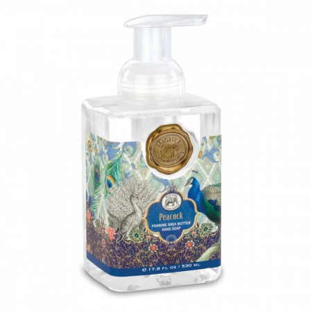 Michel Design Works Foamsoap Peacock