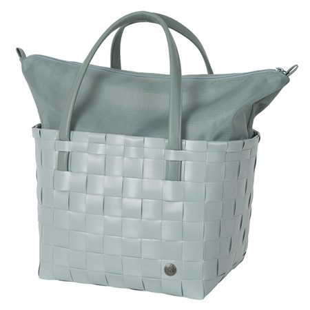 Handed By Shopper  Color Delux -greyish green